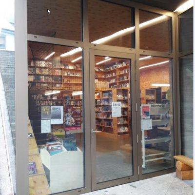 Bibliothèque de Salvan