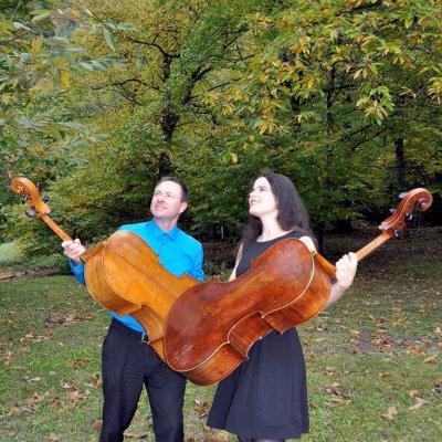 Duo de violoncelles
