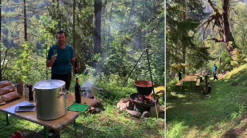 Balade gourmande au Vallon de Van