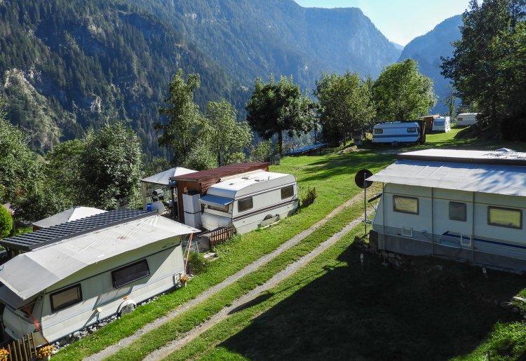 Camping des Marécottes