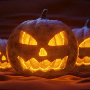 L'énigme mystérieuse d'halloween