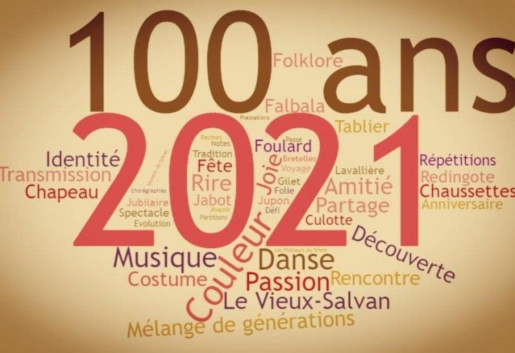 100e anniversaire du Vieux-Salvan